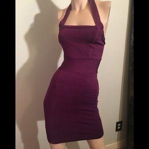 Bebe dress size med